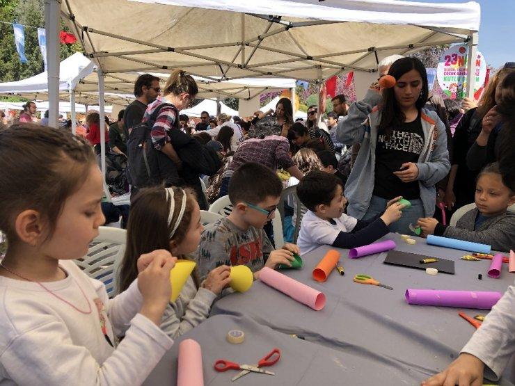 Kadıköy'de 23 Nisan Çocuk Bayramı coşku ile kutlandı