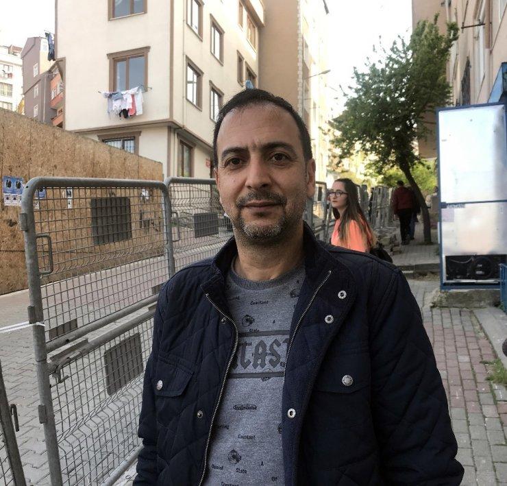 Kağıthane'de vatandaşlar İVA firmasıyla yaşadıklarını anlattı