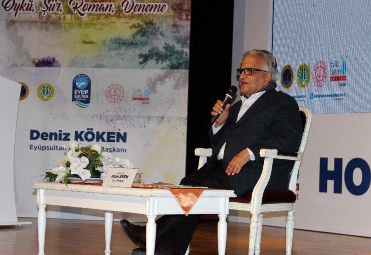 Haliç'de edebiyat rüzgarı esiyor