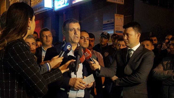 """Esenyurt Belediye Başkanı Bozkurt:"""" Vatandaşlarımızın evlerine geçmesinde bir sakınca yok"""""""