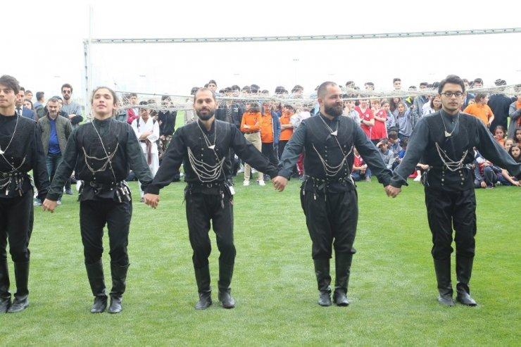 11. Geleneksel Ümraniye Spor Oyunları Ödül Töreni yapıldı