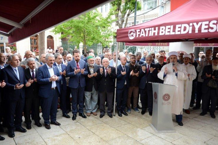 Hırka-i Şerif Ramazan'ın ilk Cuma'sında ziyarete açıldı