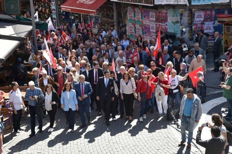 Beşiktaş Belediyesi, bağımsızlık mücadelesinin 100'üncü yılını kutladı