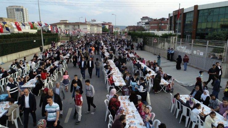 Sultanbeyli Mahallerinde Ramazan sevinci yaşanıyor