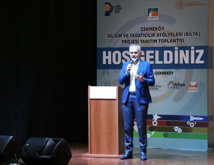 Çekmeköy'de bilişim adına önemli proje: BİLYA