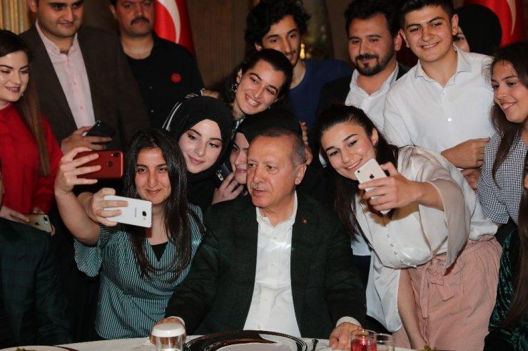 """Erdoğan: """"82 milyon benim vatandaşımdır, kardeşimdir"""""""