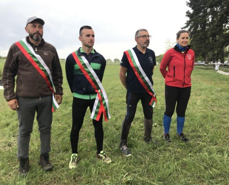 Nagihan Tokmak'ın hedefi Avrupa şampiyonası