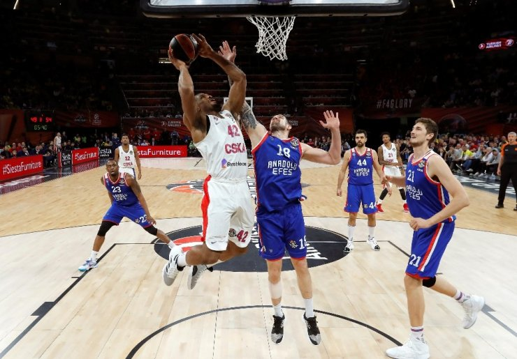 Anadolu Efes, Euroleague ikincisi