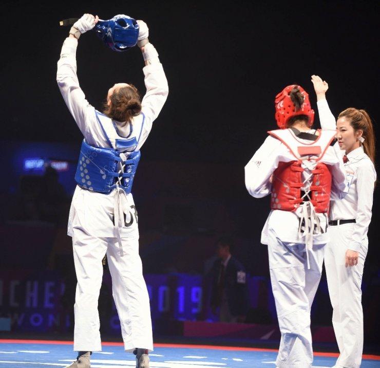 İrem Yaman, Dünya şampiyonu