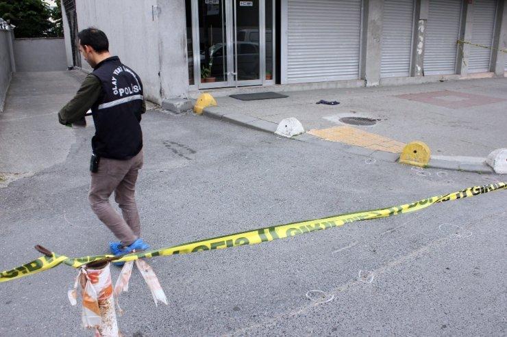 Gaziosmanpaşa'da beniz istasyonunda oto yıkama kavgası: 2 yaralı