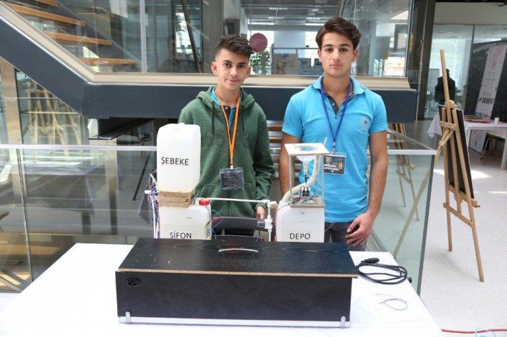 Girişimciler Başakşehir Living Lab'te bir araya geldi