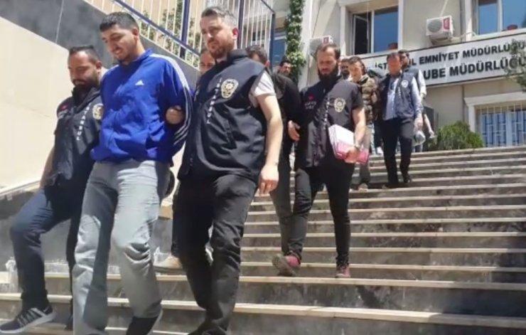 İstanbul'da 1 buçuk milyonluk vurgun