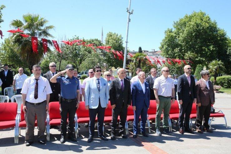 İstanbul'un fethi Bayrampaşa'da coşkuyla kutlandı