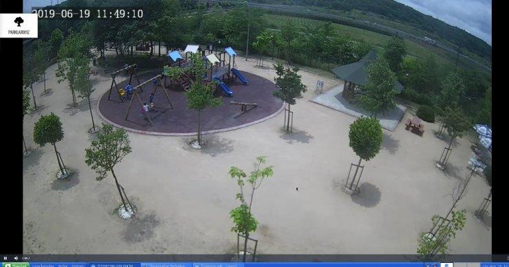Eyüpsultan'da güvenli parkların sayısı artıyor