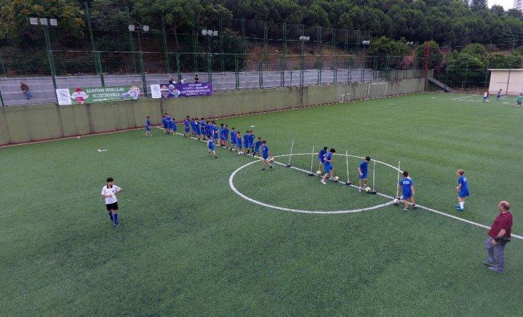Gaziosmanpaşa'da yaz spor okulları başladı