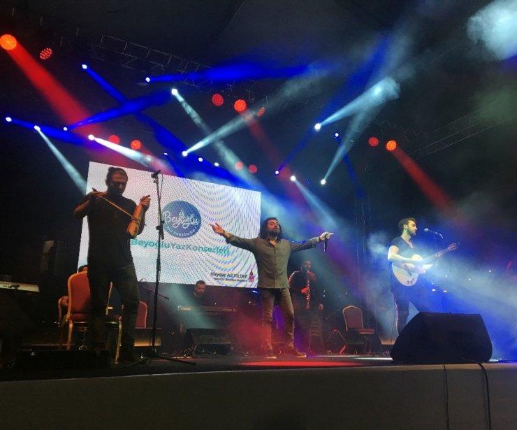Beyoğlu Yaz Konserleri büyük bir coşkuyla başladı