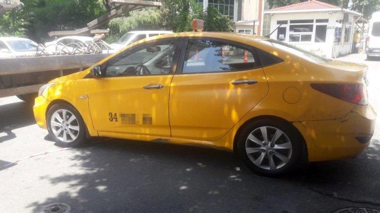 Turistleri dolandıran taksi çetesine operasyon: 23 gözaltı
