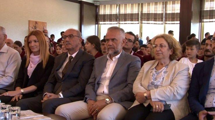 Çekmeköy Belediyesi 4. Uluslararası Bilim Olimpiyatları'nda ödül heyecanı