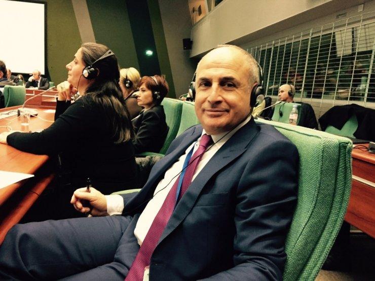 Büyükçekmece Belediye Başkanı Akgün, Oslo'da Türkiye'yi temsil edecek
