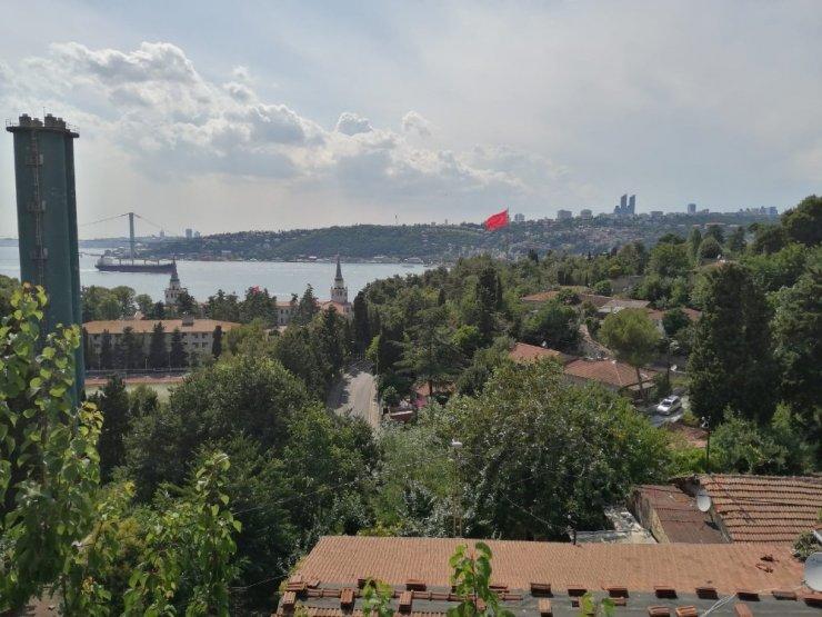 İstanbul'un göbeğinde köy hayatı