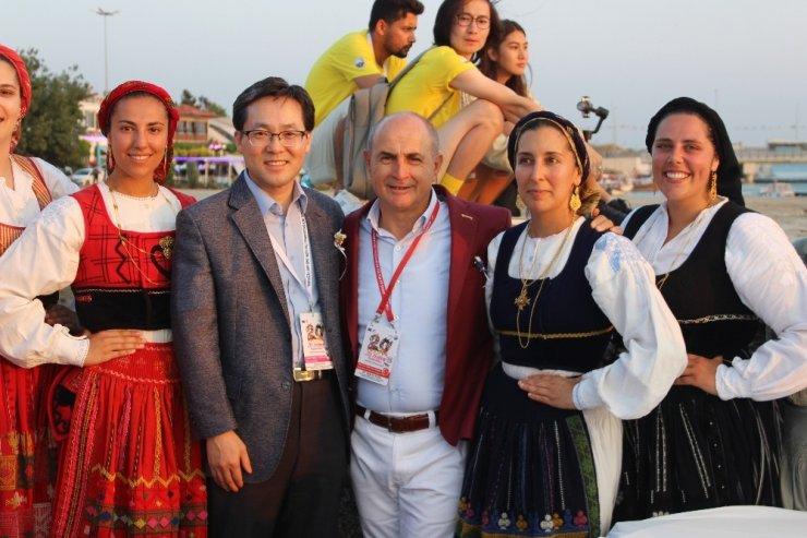 Büyükçekmece 'de, Uluslararası Kültür ve Sanat Festivali
