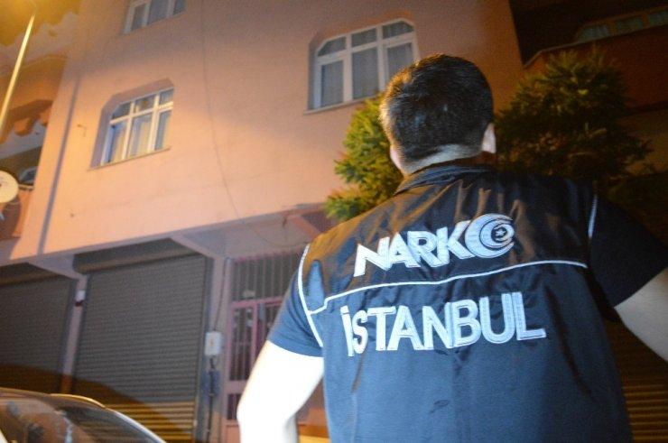 Gaziosmanpaşa'da Dev Narkotik Operasyonu