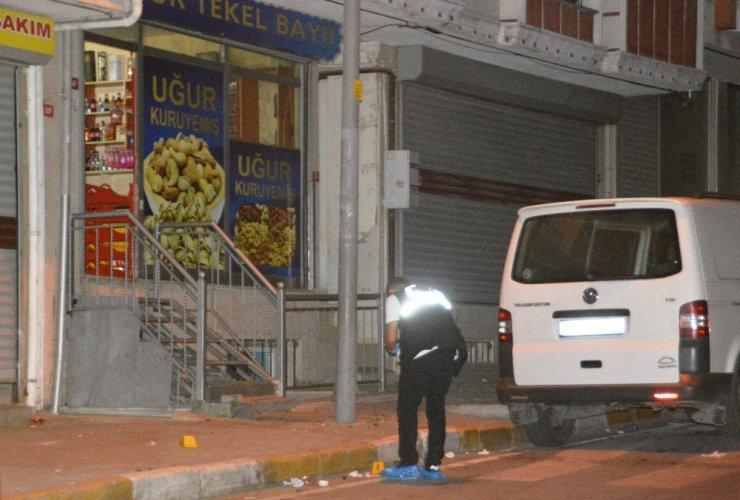 İstanbul'da Silahlı Saldırı: 1 Yaralı