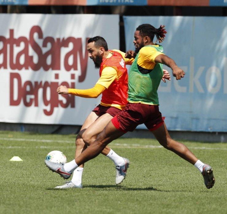 Galatasaray'da Konyaspor Hazırlıklarına Devam Ediyor