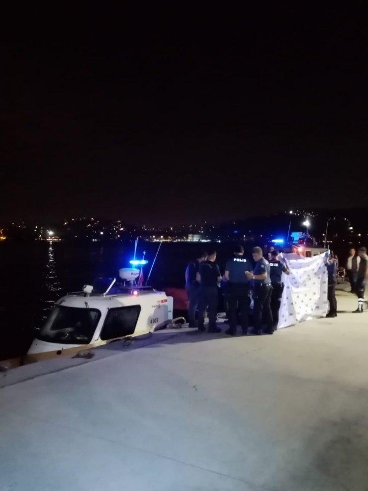 FSM Köprüsünden atlayan adam hayatını kaybetti