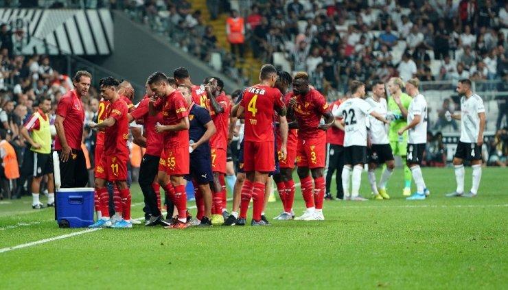 Süper Lig: Beşiktaş: 3 - Göztepe: 0 (Maç sonucu)