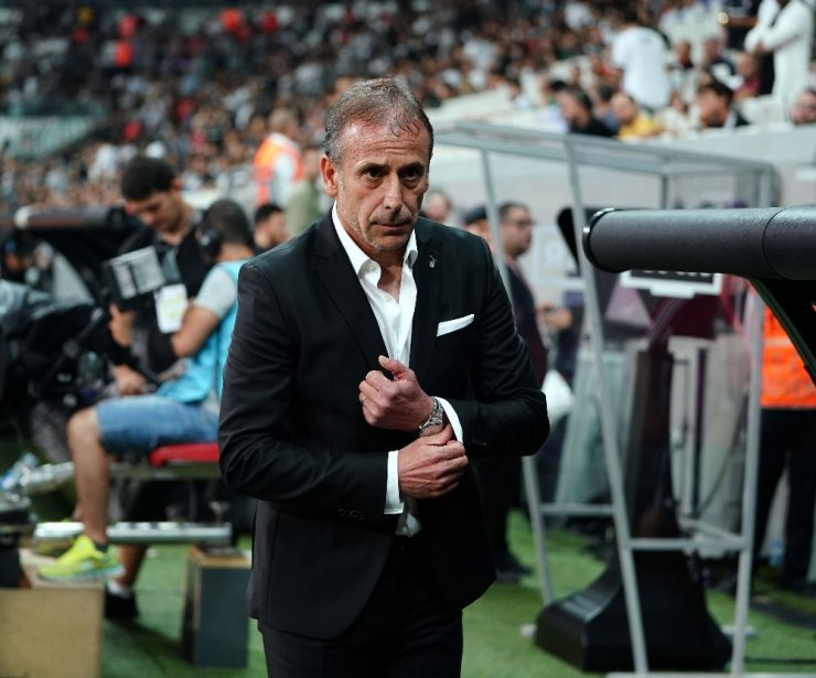 Avcı ilk kez Beşiktaş Park'ta!