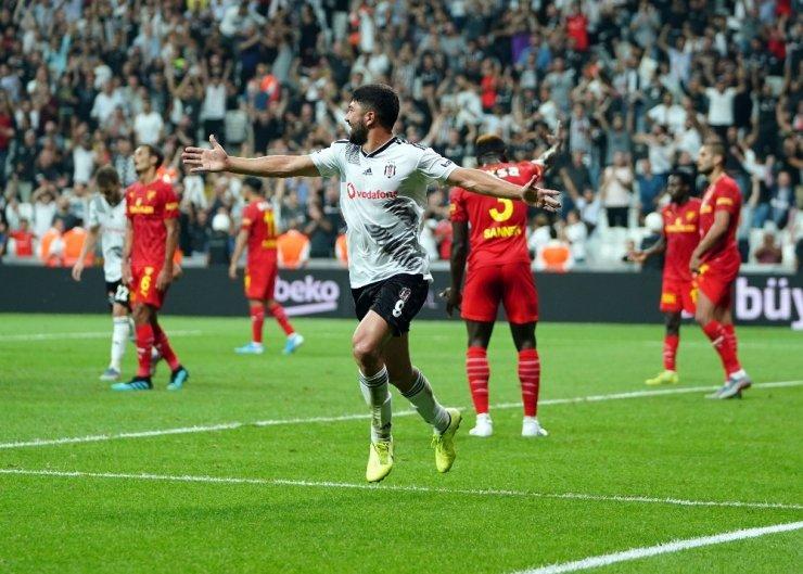 Beşiktaş'ın ilk golü Güven'den geldi