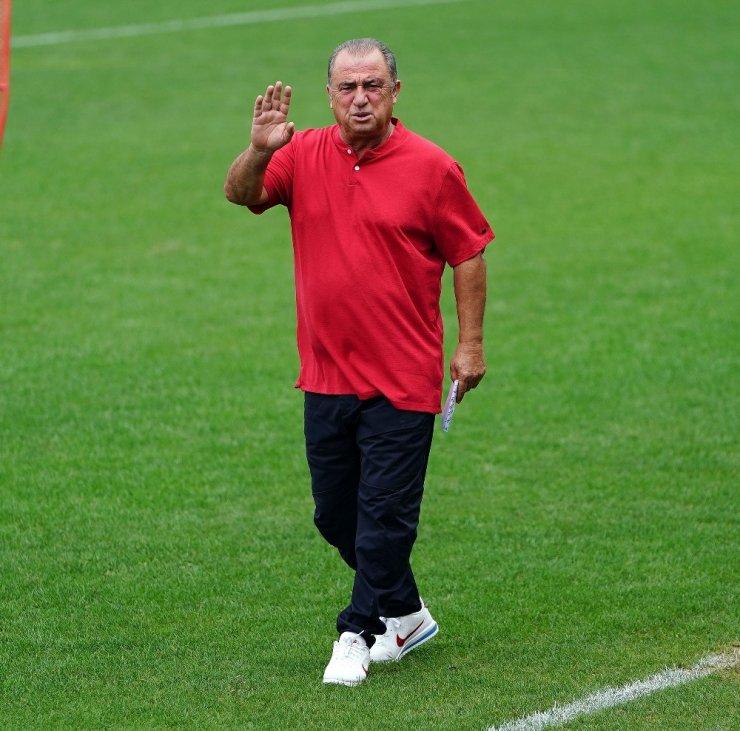 Galatasaray Belhanda'dan yoksun çalıştı