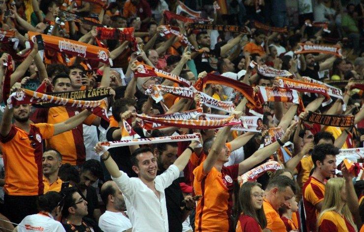 Galatasaray ile Konyaspor 37. randevuda