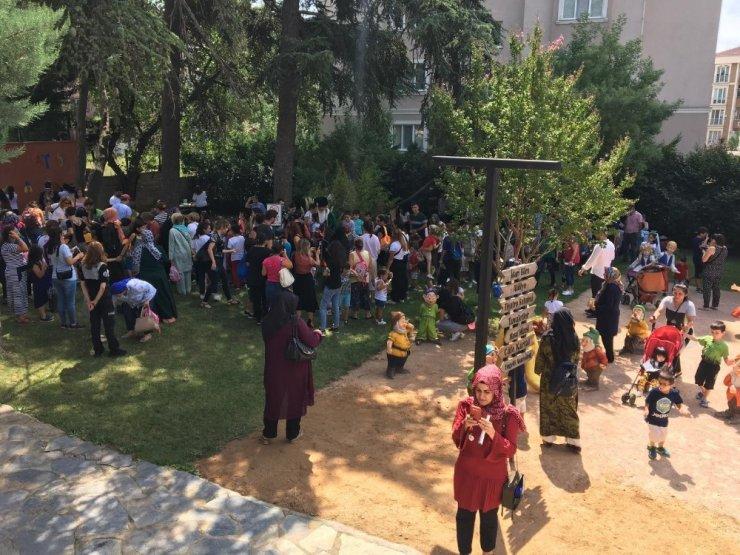 Kartal'da çocuklar için masal tadında festival