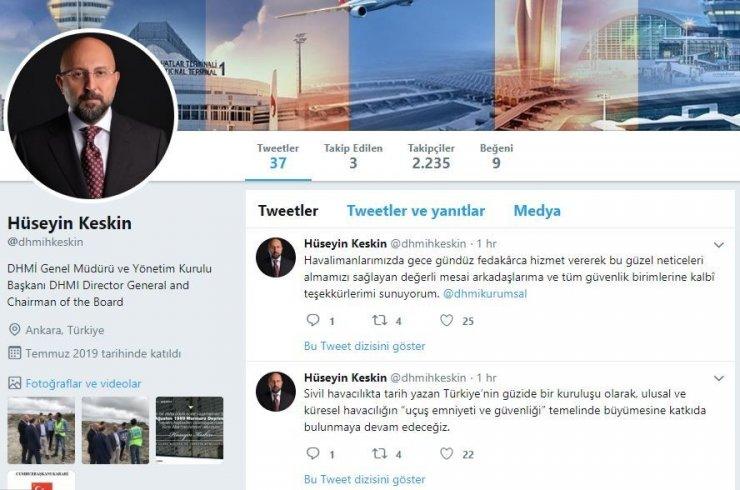 Antalya Havalimanı'na yüksek teknolojili çevre güvenlik sistemi