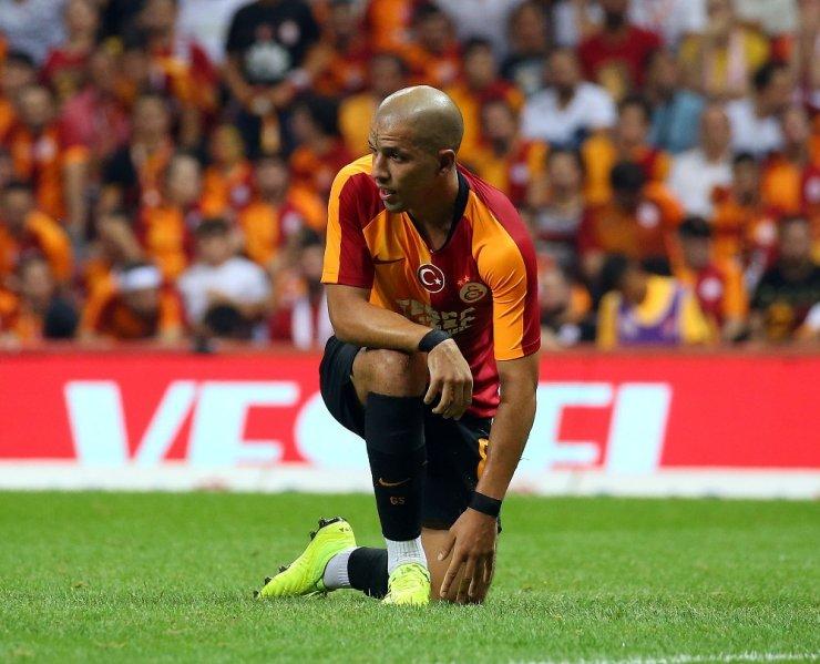 Süper Lig: Galatasaray: 1 - Konyaspor: 1 (Maç sonucu)