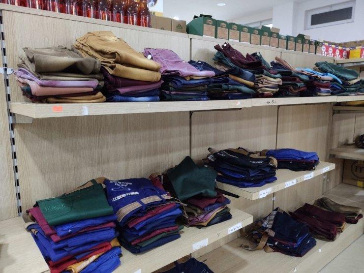 Beykoz'da Sosyal Market ile ihtiyaç sahiplerinin yüzü gülüyor