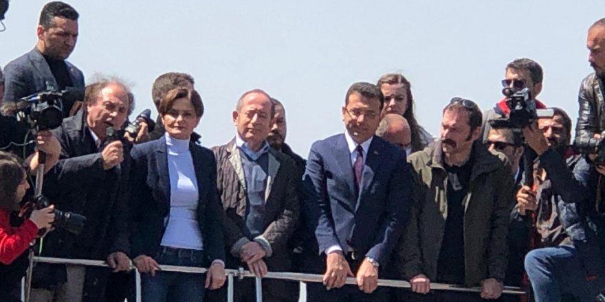 İstanbul büyük şehir Belediye başkanımız Ekrem İmamoğlu nun basın açıklaması