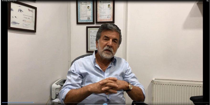 """Op.Dr.Cengiz Alp,"""" Herşey daha güzel olacak"""""""